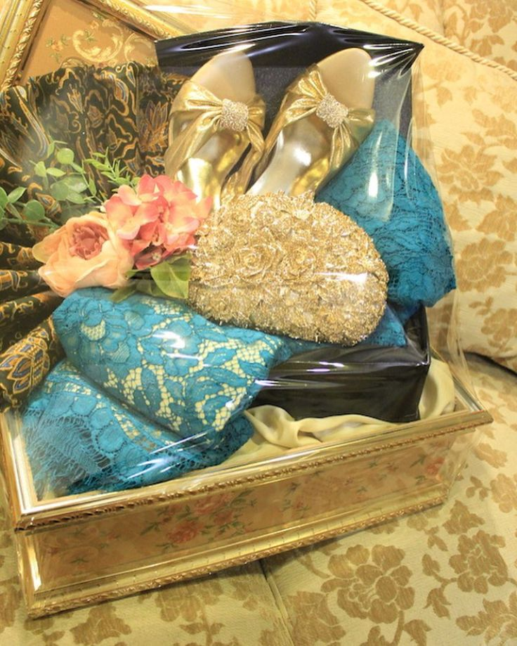 Box of happiness, seserahan by white blooms jakarta