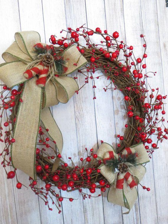 Guirnalda de la Navidad baya de Navidad guirnalda por Dazzlement