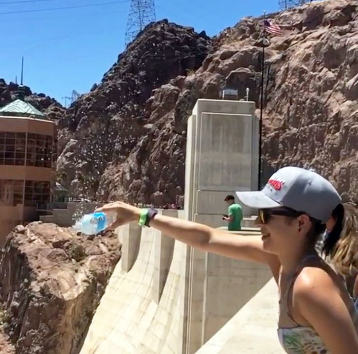 The Mystery of the Hoover Dam Updraft! #HooverDam #Vacation