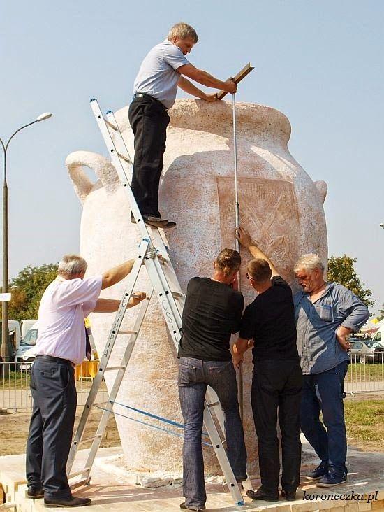 Rekord Guinnessa pobity! Szczegóły na stronie: http://art-ceramika.blogspot.com/2014/09/rekord-guinnessa-pobity.html#more
