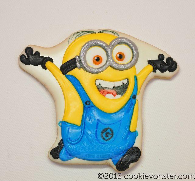 Cookievonster - Wheeeeeee!!!!!! Minion Bob 5/13 | Flickr - Photo Sharing!