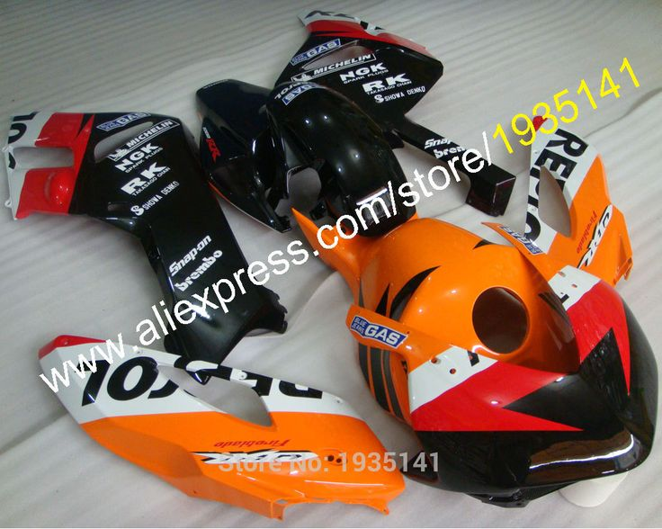 Hot Sales,For Honda CBR1000 0405 ABS Plastic CBR1000RR
