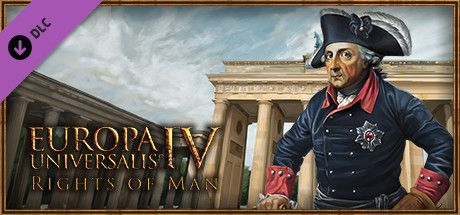 Europa Universalis IV 4: Rights of Man   Full   Torrent İndir   PC  