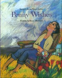 Every day a woman throws a penny into the sea and makes a wish - while her neighbors live exciting lives and make their dreams come true. When a storm returns a lifetime of pennies, she is forced to rethink her passive life choices. Vivid and exciting pictures bring her neighbors dreams to life and spur the imagination of readers of all ages. It will make you want to DO something!