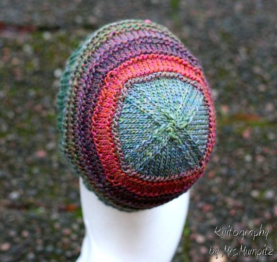 Knitting Instructions For Beginners Pdf : Hat knitting pattern for beginners pdf