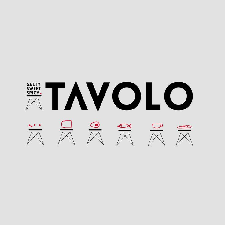 KDesign Architekci | TAVOLO – identyfikacja wizualna sieci restauracji