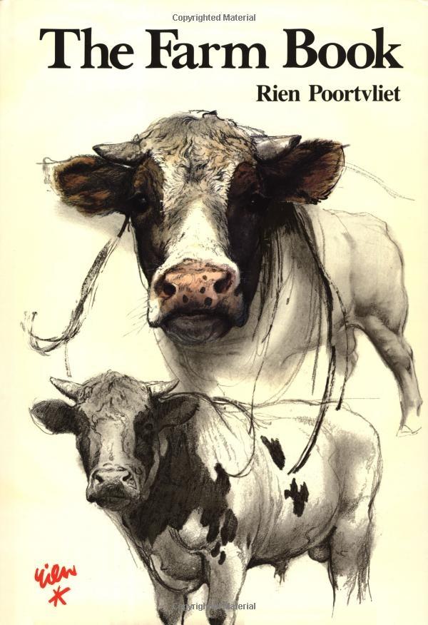 The Farm Book by Rien Poortvliet