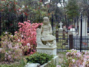 The Haunted (Pseudo) History of Bonaventure Cemetery - CSI