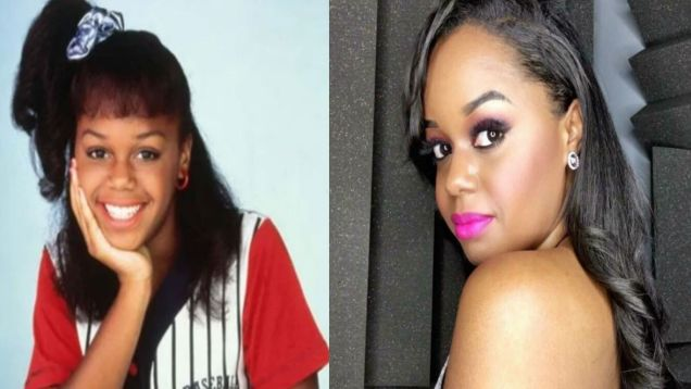 Jaimee Foxworth Speaks Out About Not Being Invited to Entertainment Weeklys Family Matters Reunion Photo Shoot