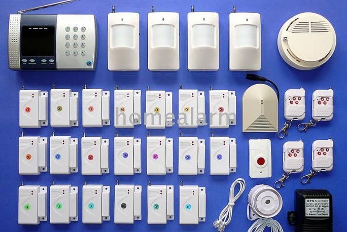 Wired VS Wireless Home Alarm System - http://www.home-security-systems.net/wired-vs-wireless-home-alarm-system.php