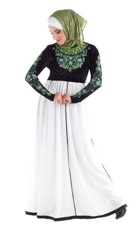 Anarkali Abaya | Women | Eastessence.com