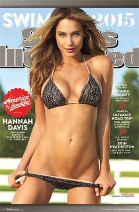 PosterSuperstars Sports Illustrated Swimsuit Issue 2015 Poster 22.5 X 34`` Hannah Davis Cover by PosterSuperstars No description (Barcode EAN = 0787732046406). http://www.comparestoreprices.co.uk/december-2016-5/postersuperstars-sports-illustrated-swimsuit-issue-2015-poster-22-5-x-34-hannah-davis-cover-by-postersuperstars.asp
