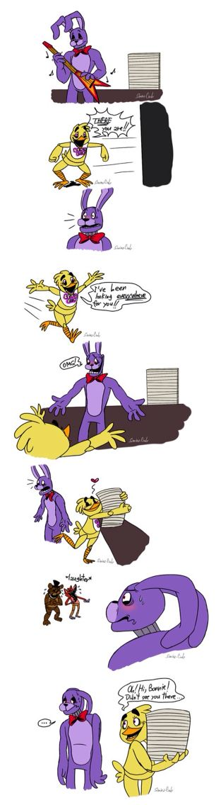 Five Nights at Freddy's Hey pizza!