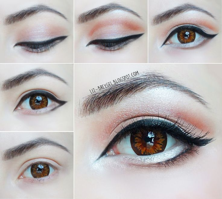 big eye doll makeup - photo #13