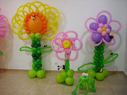 13 best images about decoracion fiestas infantiles on - Decoracion fiesta jardin ...
