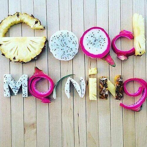 Good Morning Saturday ☀️ #morning #weekend
