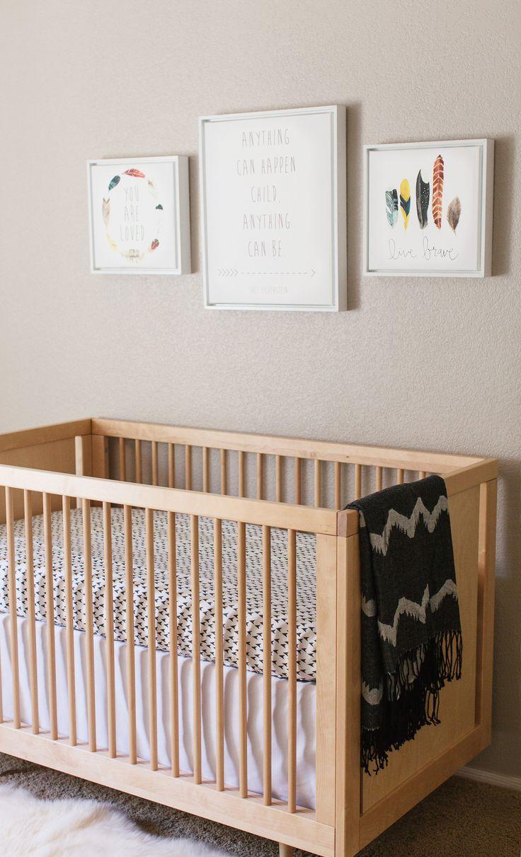 Nursery Reveal Featuring Shutterfly