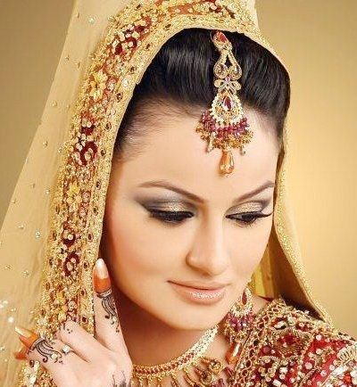 Mang tika designs for Indian brides