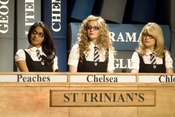 St. Trinian's girls
