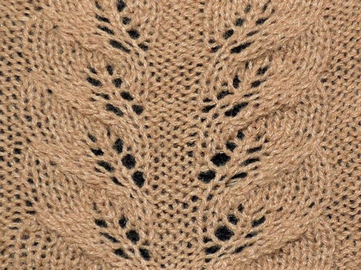 Knitting Techniques And Patterns : Best lace knitting patterns images on pinterest
