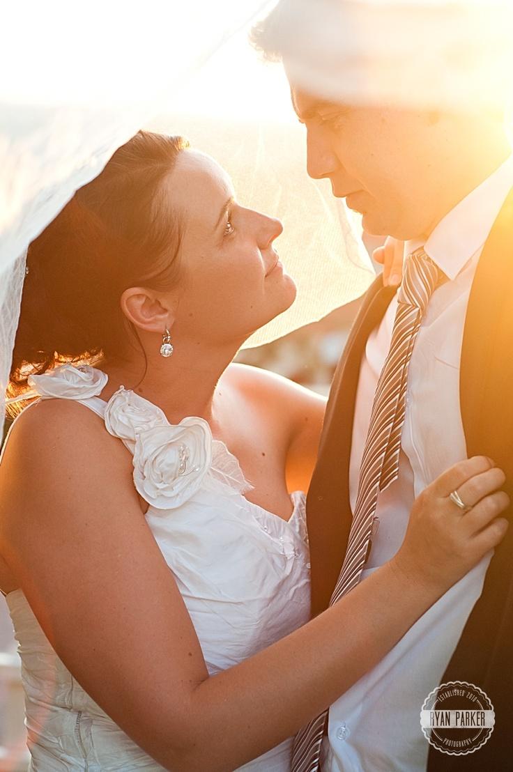 Sarel + Madeleine Wedding Couple Portrait