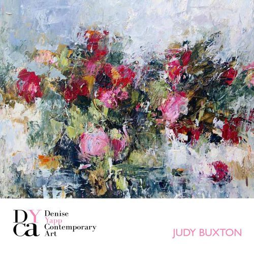 A fantastic exhibition of Judy Buxton paintings, curated by Denise Yapp at her…