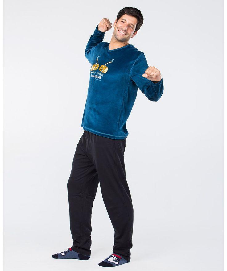 Pijama hombre Juego de Tronkos - Pijamas - Ropa íntima - Hombre