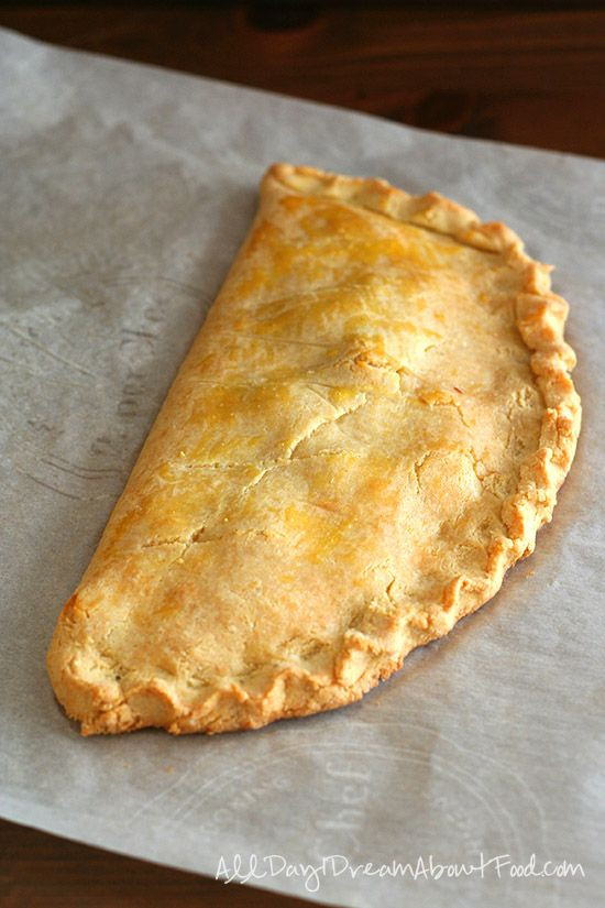 Low Carb Ham & Cheese Calzones Recipe   Thinking of left over Easter Ham recipe - looks wonderful