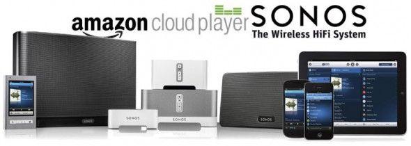 Amazon Cloud Player jetzt für Sonos Wireless HiFi System verfügbar - http://www.onlinemarktplatz.de/36981/amazon-cloud-player-jetzt-fuer-sonos-wireless-hifi-system-verfuegbar/