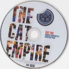 """The Wine Song"" by The Cat Empire. Best lyric: ""So I'll just live on wine and…"