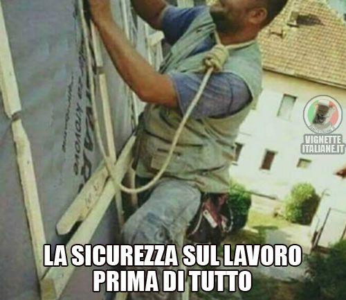 Non farti male (www.VignetteItaliane.it)