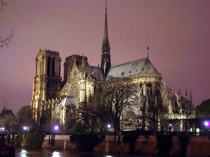 Notre Dame de Paris, Paris France  Top 20 Magnificent Churches in the World | Most Beautiful and Impressive Cathedrals, Temples and Mosques - Foto Gallery of Sacred Destinations on OrangeSmile
