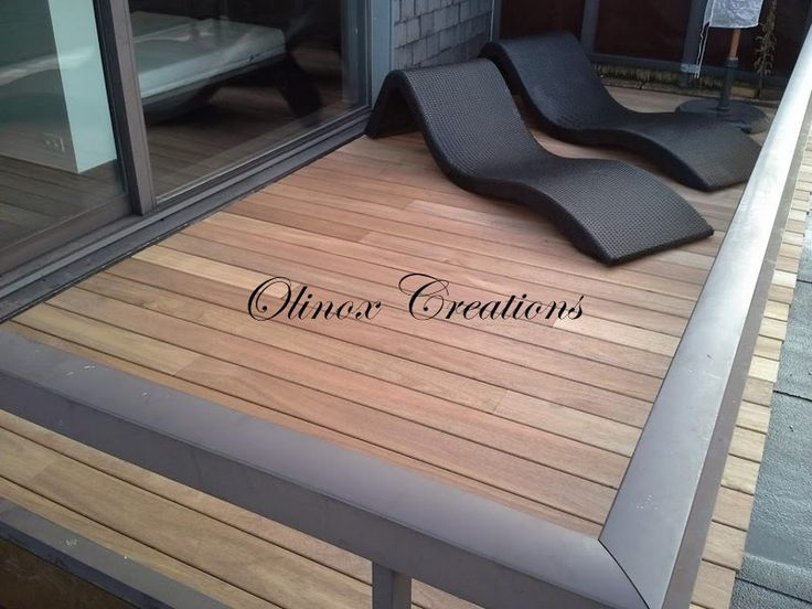 16 best Terrasse images on Pinterest Decks, Original image and - materiaux composite pour terrasse