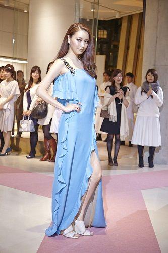 Chloe × AneCan fashion show #蛯原友里 #yuriebihara #anecan