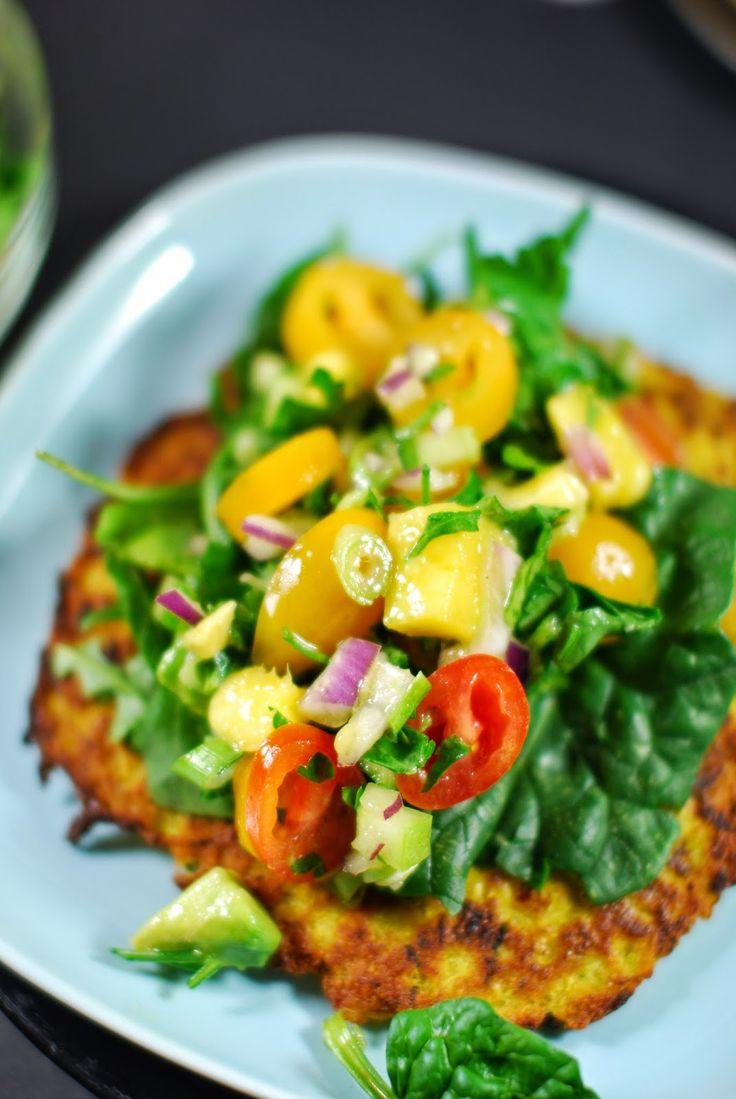 Cookies&Style: {Food} Kichercrepe - die Flunder unter den Falafeln