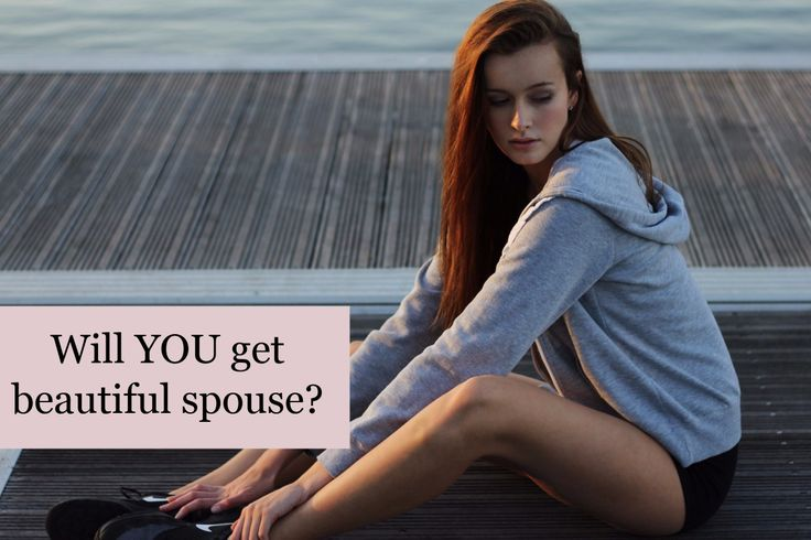 Will YOU get beautiful spouse?