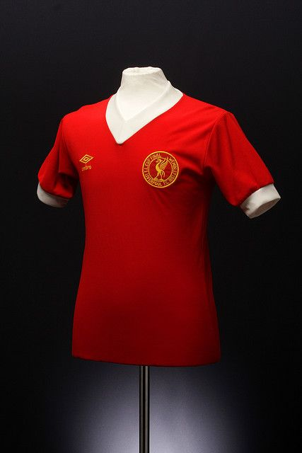 Liverpool FC Shirt (home, 1981, League Cup Final)
