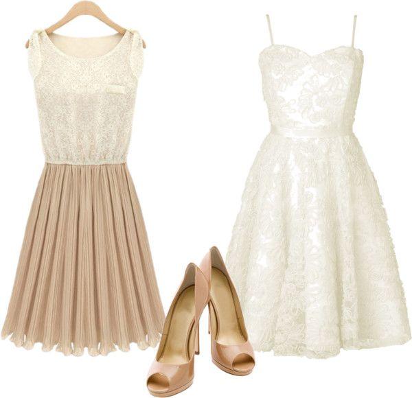 vestidos para noivas em casamento  civil