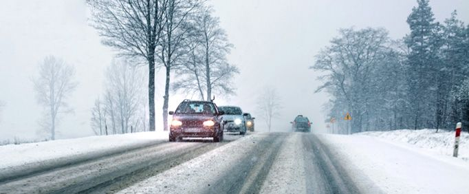 Safer Driving this Winter