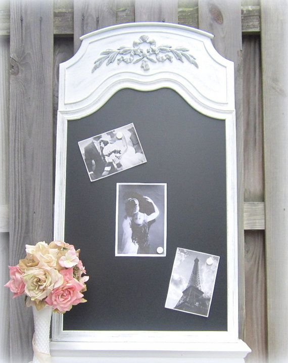 Antique Framed Chalkboard For Sale Kitchen Wedding