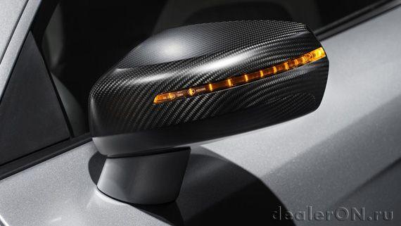 Боковое зеркало Ауди R8 Компетишн / Audi R8 Competition