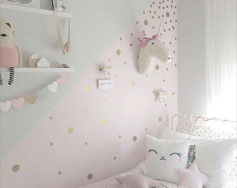 Die besten 25+ Kinder schlafzimmer farbe Ideen auf Pinterest - wandfarbe im schlafzimmer erholsam schlafen