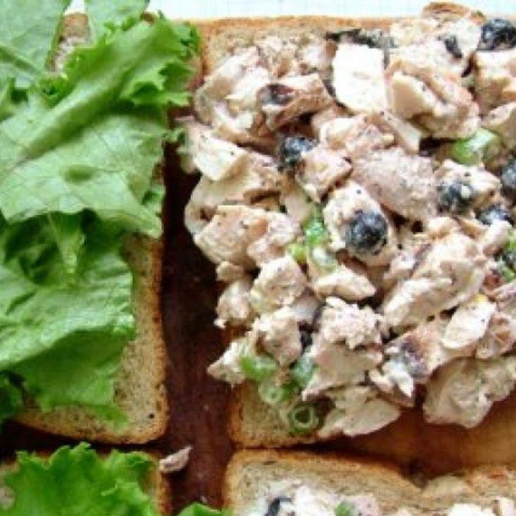 Weight Watchers Chicken Salad Recipe