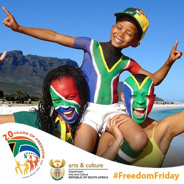 It's #FreedomFriday! Remember to take a photo of you and your friends and send it to us in an inbox message on Facebook or just paste on our wall!