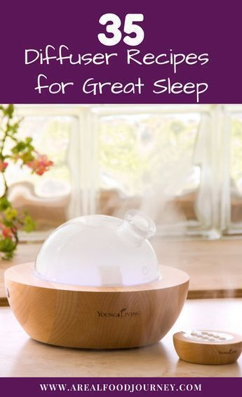 All the best aromatherapy oils for sleep. Learn how to diffuse essential oils for restful sleep! #aromatherapysleepmasks #aromatherapysleepdiffuser #essentialoil