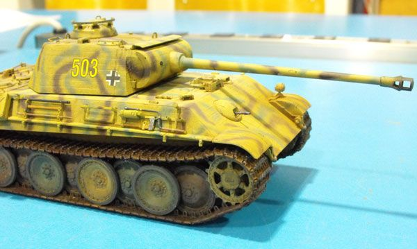 1/35 Panther. Kevin Brant.