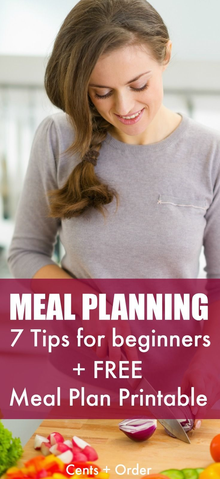 Meal Planning: 7 Tips For Beginners | Thrifty Thursday ...