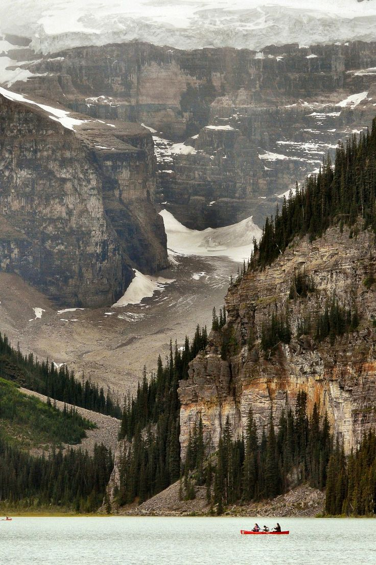 nordism: Mountain, Favorite Places, Kayaks, Alberta Canada, Boats, Beautiful, Lakes Louise, Natural, Banff National Parks