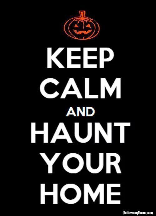 Prepare For Halloween!
