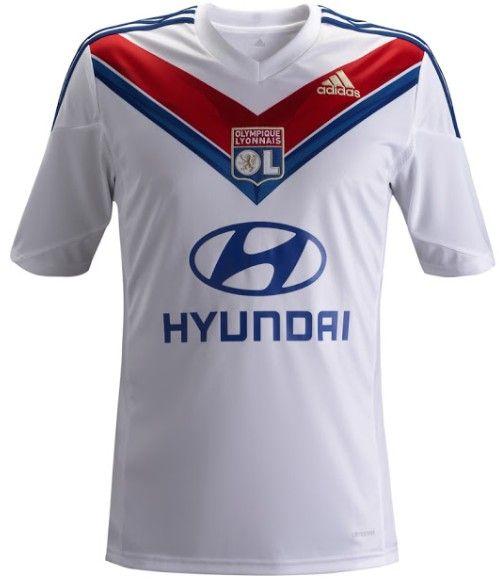 Camiseta de fútbol de Lyon 2013/2014 [115] - €16.87 : Camisetas de futbol baratas online!